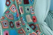 needlework.....crochet / by Sandra de Jager