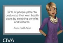 Chloe Quotes / Chloe provides weekly benefits enrollment & healthcare quotes, facts & statistics. / by CodeBaby