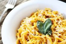 What's for Dinner...Pasta / With a hubby that used to be a chef for a living, I need to find lots of new and creative ideas for dinner!!! He can be a tad picky! Most of these recipes that I've tried have been a HIT!! ♥ / by Robyn Holstein