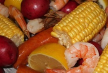 Main Dish Recipes - Seafood and Fish / by Margaret Roberts Quidachay