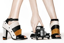 The Model Shoe / Fabulous photographic moments featuring shoes. / by Arthur Beren Shoes