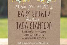Ambrosi baby shower / by Laura Ambrosi