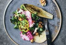 Salads || Veggies / by Teffy | | Teffy's Perks