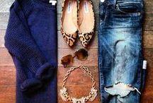 Fall / Winter outfits / by Monika Krupa