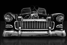 Cars From A Bygone Era / by Richard Geiger