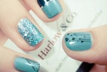 Nails <3 / by Avi C