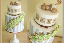 Cake & Cupcake Ideas / I love Cake! I love creating! nothing better than Creating  Cakes!!  / by Ivy Williams