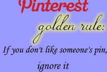 PINTEREST/LOVE IT! / by Sharon Ray
