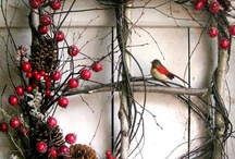 Holiday Trees, Wreaths and Garland / by Christie Hart