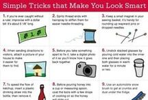 Tips and tricks / by Mariah Huber