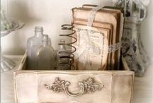 Shabby Shop Display / My Favorite Shabby Shop Display Wish List / by The Burds Nest