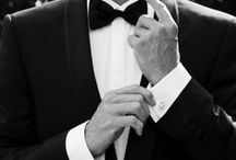 Male Appeal...Style, Fashion, Quotes~Testosterone appreciation! / A well groomed man captivates my attention, and if he can hang a suit...all the sexier!! / by Bonnie Valverde