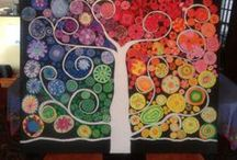 Kid Art for School Auctions / by Stacey Meyer