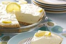 Food...I make desserts and yummies  / by Linda Fehr Meilink