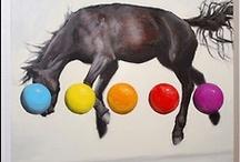 Pferde / by Lyli Leyva