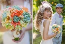 Jacq's April Wedding Ideas / by Jacque Diane