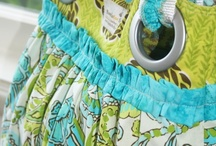 Sew Happy / Things To Keep My Sewing Machine Busy / by Trista Wilson