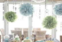 Baby Showers/Sprinkles / by Krista Partin