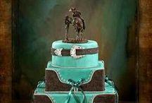 Cake Decorating & Fondant Ideas / Ideas for decorating cakes that look amazing. / by Darlene Ashley