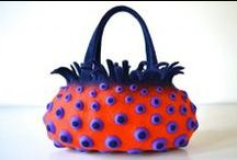 Felted Bags / by HeartFelt Silks