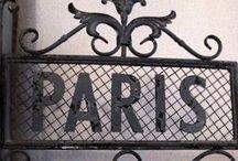 Paris / by Ana