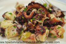 Croatian Food / Food and recipes from beautiful Dalmatia. / by Ana