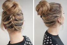 Date Night Updos / Beautiful hair styles for those special nights.  / by YourTango