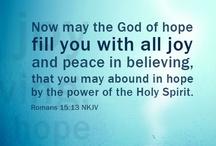 Faith, Hope, and Comfort / by Ann Thompson