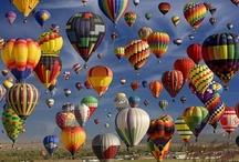 Balloons / by Ann Thompson