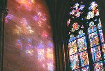 Pretty Windows / by Marilyn Martin