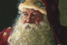 Santa Claus Old Saint Nick / by Marilyn Martin