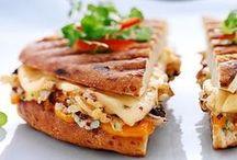 Food - Sandwiches / by Rosa Balzamo