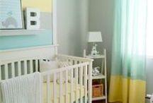 Nursery for Baby S / by Kaylan Schreffler