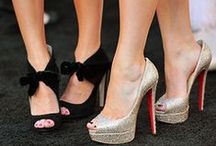 Obsession with Shoes / by Michaela Fendley