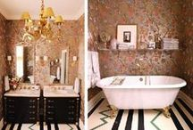 Beautiful Baths / Relax and escape from it all in a bathroom that is uniquely you. / by CustomMade