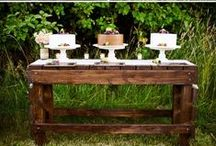 Nature Inspired Weddings / Embrace the outdoors on your special day.  Incorporate custom and personalized elements express your love of each other and the earth. / by CustomMade