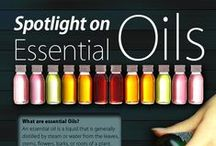 Essential Oils / by Katy Winter