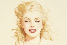 Marilyn.....of Course! / by April Johnston