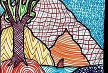 color my world. / by Savanna Ziegler