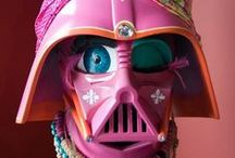 Star Wars Loveliness / Star Wars related ephemera and what-not.  / by Heather Rigney- Artist & Writer