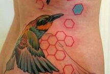 tattoos of note / by Heather Rigney- Artist & Writer