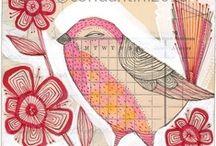 Bird Art / by Heather Rigney- Artist & Writer