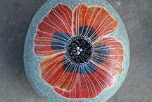 stone messages / by Heather Rigney- Artist & Writer
