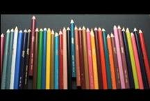 art school inspirations / by Mama Kurn