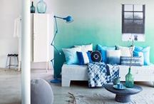 HOME /// Living room / by Martine van Straelen