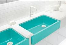 HOME /// Bathroom / by Martine van Straelen