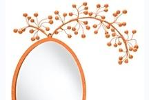 DECO /// Mirrors & Frames / by Martine van Straelen