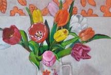 ART /// Floral & Still life / by Martine van Straelen