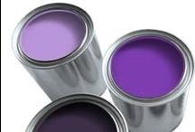 COLOR /// Perfect purple / by Martine van Straelen