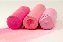 COLOR /// Pretty in pink / by Martine van Straelen
